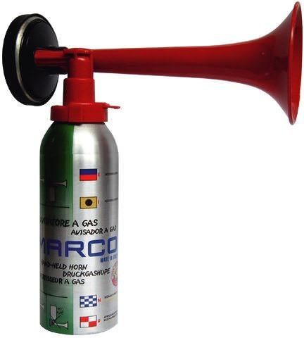 Gasdruckhorn Signalhorn ECO gemäß EU-Verordnung 517/2015