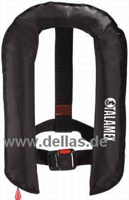 Talamex 150N Rettungsweste Black Besto mit oder ohne Lifebelt