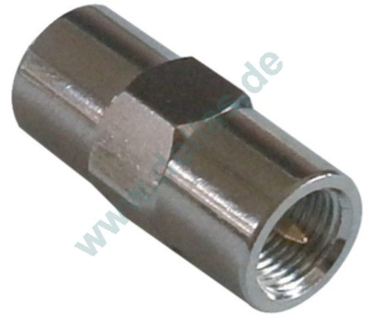 RA357 Adapter FME (m) --> FME (m) GLOMEX
