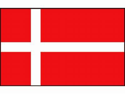 Nationalflagge Dänemark