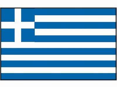 Nationalflagge Griechenland
