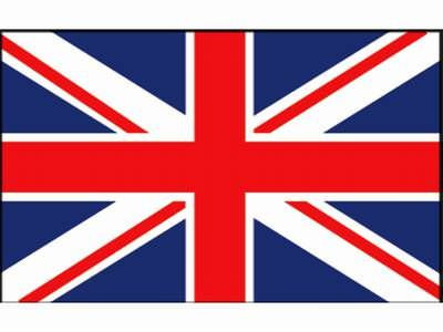 Nationalflagge England Union Jack