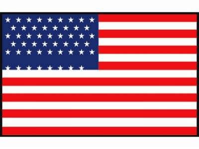 Nationalflagge USA