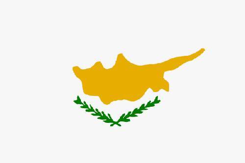 Nationalflagge Zypern