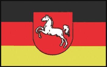 Flagge Niedersachsen