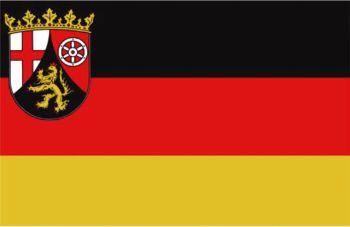 Flagge Rheinland-Pfalz