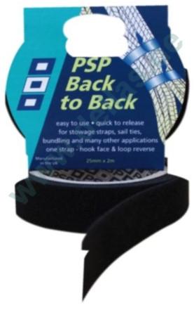 "Selbstklettendes PSP ""Back to Back"" Einbindegurt 25 mm x 2 m"