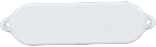 Flatfender Weiß