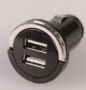 USB Adapter Zigarettenanzünder, 2 x USB