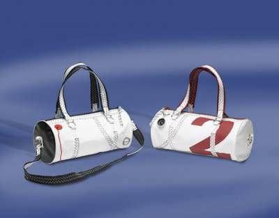 Segelstofftasche Handtasche Sea Lady