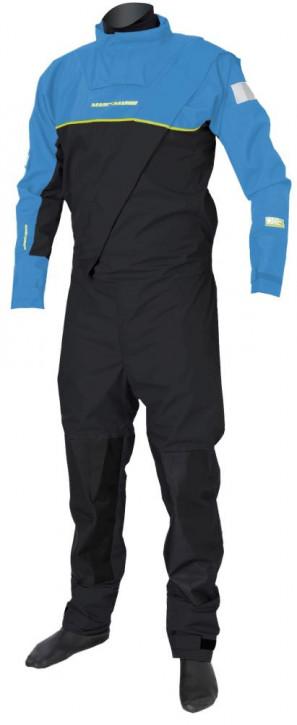 Magic Marine Trockenanzug Regatta, atmungsaktiv, Blau