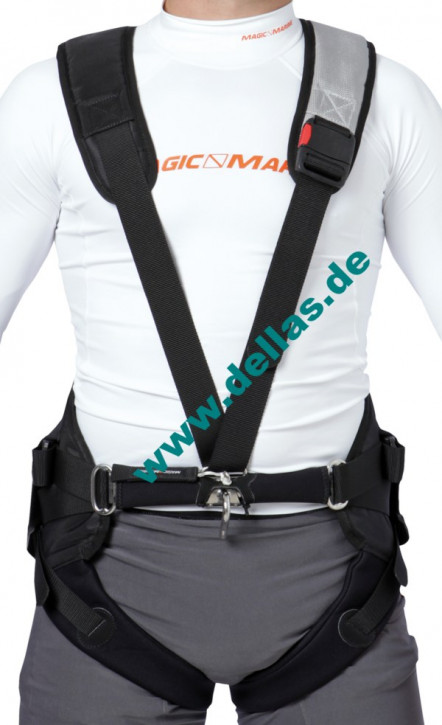 Trapezhose Magic Marine Pro Racing Silber