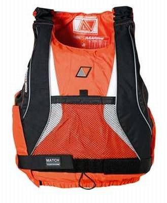 Magic Marine Regattaschwimmweste Match Jacket orange