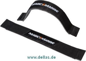 Magic Marine Fußschlaufen Footstrapset Light - Paar -
