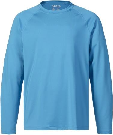 Musto Evolution Sunblock L/S T-Shirt XL / Blau