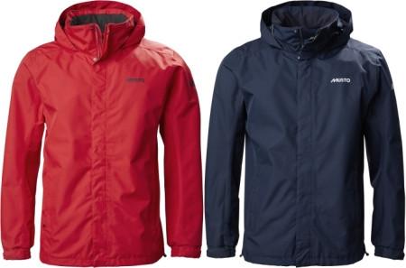 MUSTO Breathable Rain Jacket Sardinia