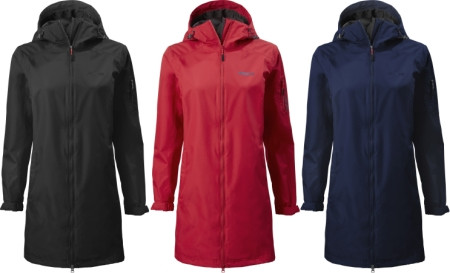 MUSTO Breathable Damen Rain Jacket Sardinia