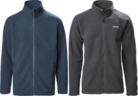 MUSTO Corsica 200GM Polartec® Fleece Jacke
