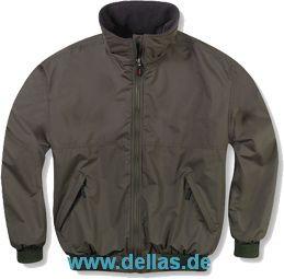MUSTO SNUG BLOUSON Jacket Ebony/Black Größe L