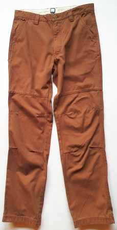 Musto Work Pant Coffee Long