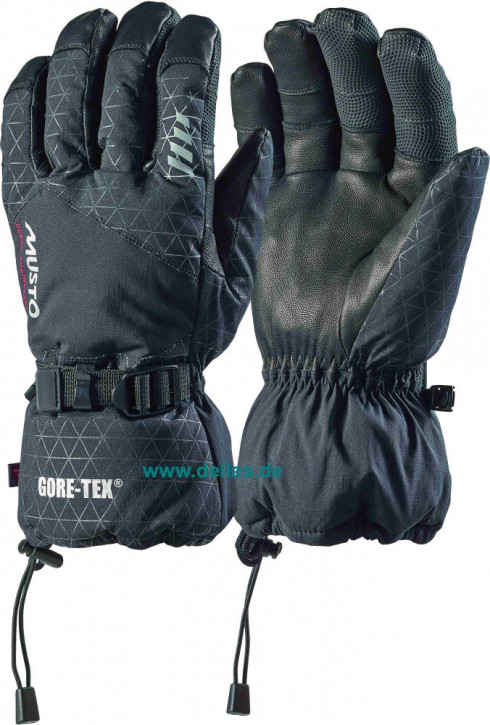 Segelhandschuhe MUSTO Expedition GORE-TEX Primaloft Gloves