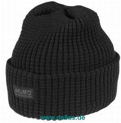 MUSTO THERMAL Mütze