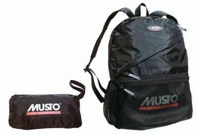 "MUSTO ""Packaway"" Rucksack"