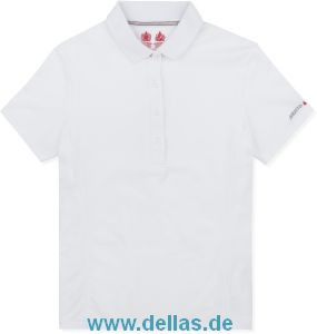 MUSTO Evolution Sunblock S/S Polo Shirt für Frauen SPF40
