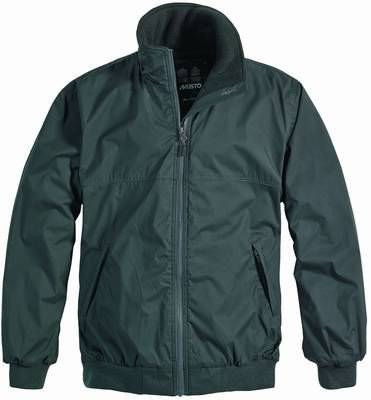 MUSTO SNUG BLOUSON Jacket Carbon/Black