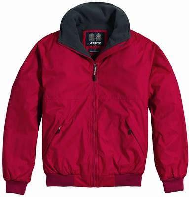 MUSTO SNUG BLOUSON Jacket  Red/Cinder