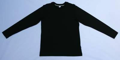 MERINO CREW T-Shirt Langärmlig Gr. S + M