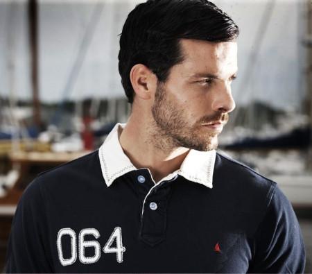 Musto Cooke Applique Polo-Shirt kurzärmlig
