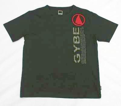 Musto GYBE T-Shirt kurzärmlig in Carbon