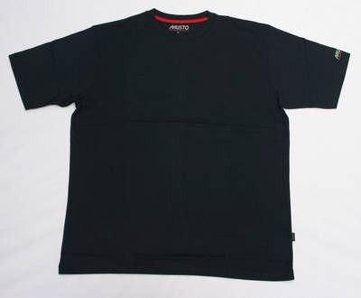 Musto T-Shirt kurzärmlig Navy, Größe S