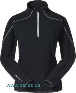 MUSTO Essential Microfleece 1/2 Zip Pullover Frauen