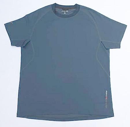 Evolution X-Static Shirt Kurzarm Herren Navy