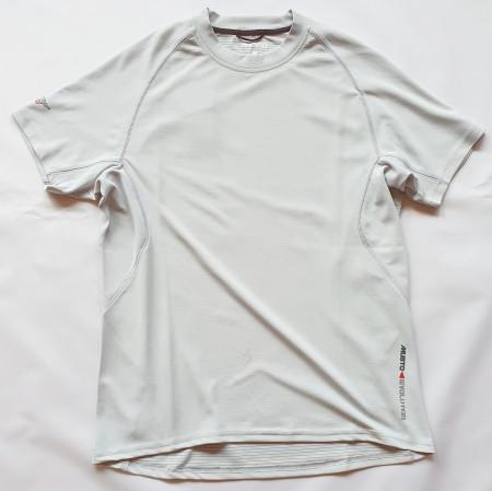 Evolution X-Static Shirt Kurzarm Platinum