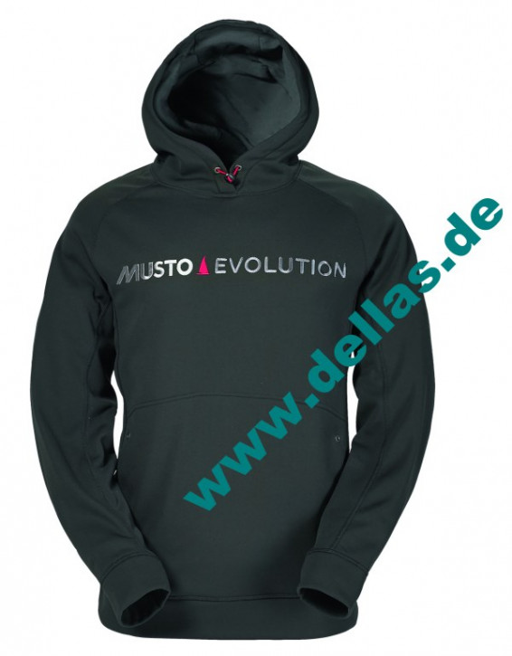 MUSTO EVOLUTION LOGO Hoody