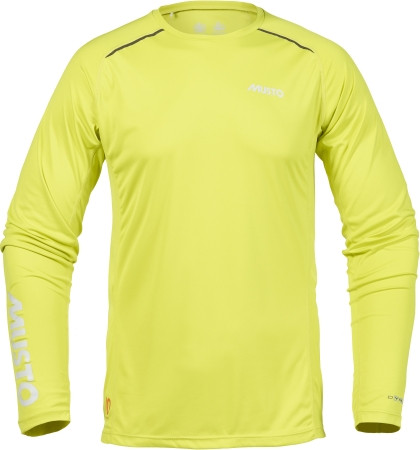 MUSTO EVOLUTION DYNAMIC T-Shirt langärmlig (SPF 40) 3XL
