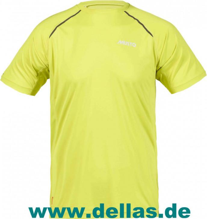 MUSTO EVOLUTION DYNAMIC T-Shirt kurzärmlig (SPF 40) Gr. XXXL