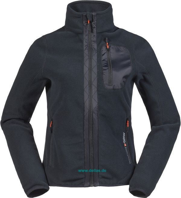 MUSTO TUNDRA FUNNEL FLEECE Jacke Frauen