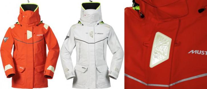 MUSTO MPX GORE-TEX® OFFSHORE Jacke für Frauen