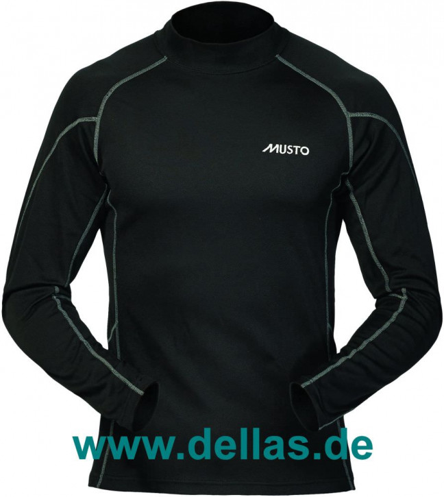 MUSTO Performance THERMAL Top, Stehkragen Gr. L