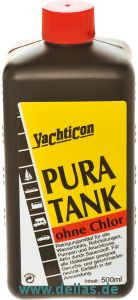 Yachticon Pura Tank -ohne Chlor- 500ml