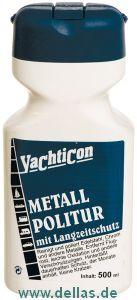Yachticon Metall Politur 500 ml
