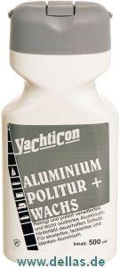 Yachticon Aluminium Politur + Wachs 500 ml