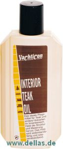 Yachticon Interior Teak Oil 250 ml