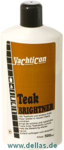 Yachticon Teak Brightner 500 ml