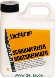 Yachticon Schaumfreier Bootsreiniger 1000 ml