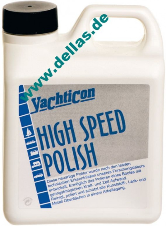 Yachticon High Speed Polish 1000 ml